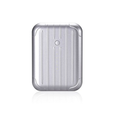 Just Mobile - Gum++ Portable USB Power Pack (6000mAh) - Silver