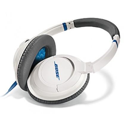 Bose SoundTrue Around-Ear slúchadlá - biele