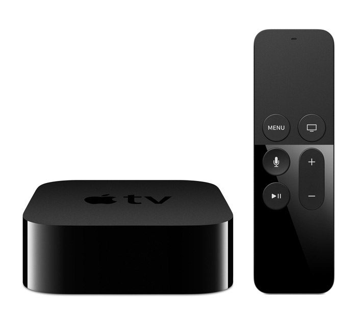 Apple TV 4 (new)