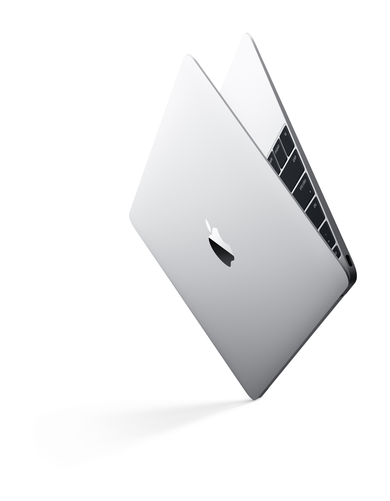 MacBook Silver