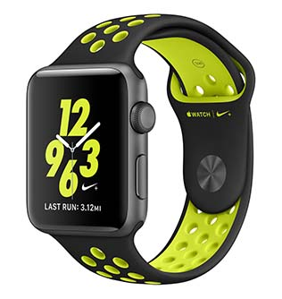 Apple Watch <br> Nike+
