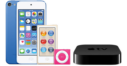 iPod & Apple TV