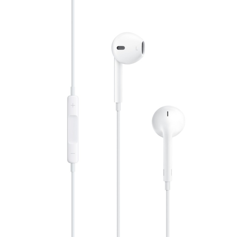 Apple Earpods with remote and mic