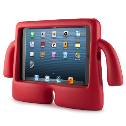 hot sale online 12fff 2e298 Speck iGuy for iPad mini - Red