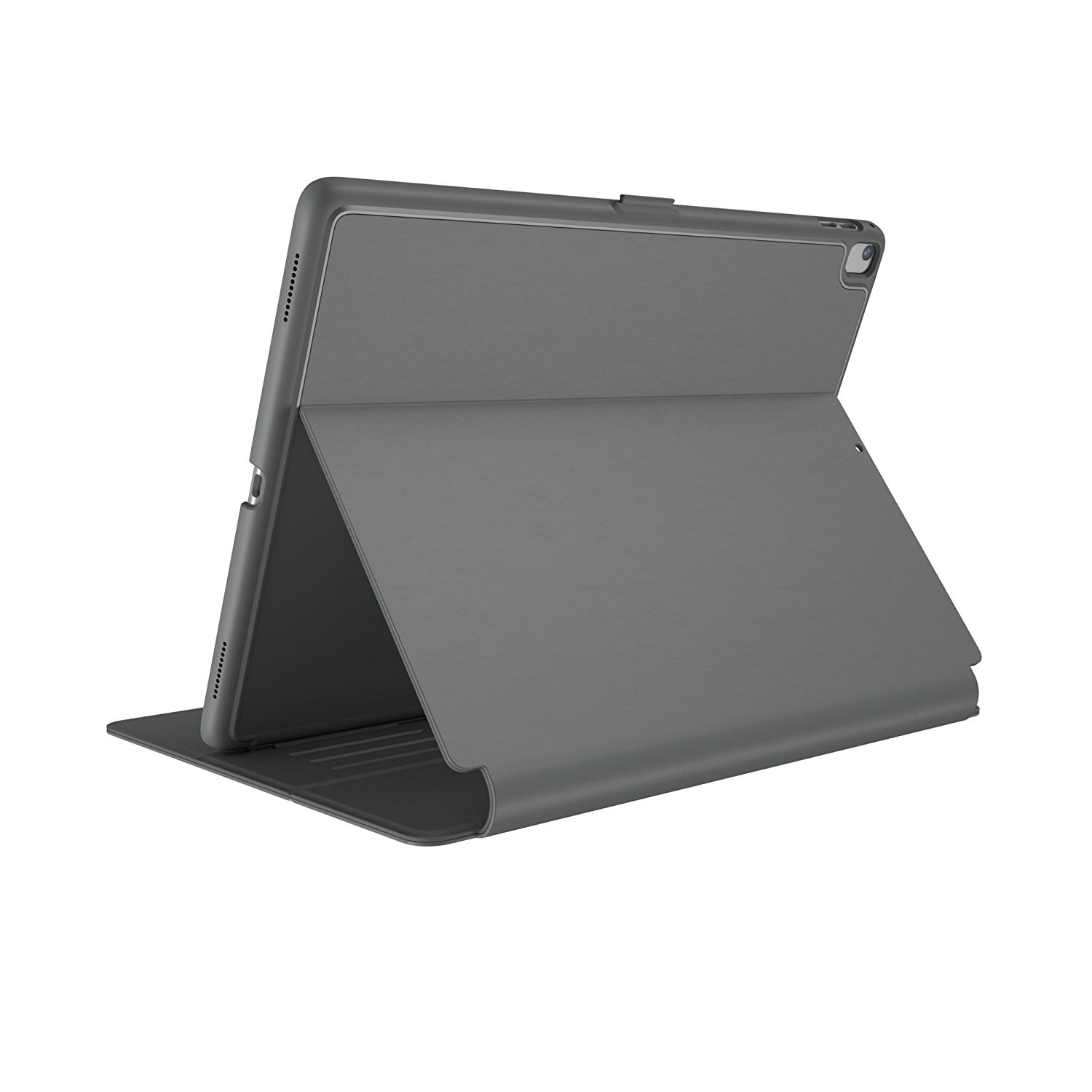 official photos 8a7f1 f170f Speck - iPad Pro 10.5-Inch Balance Folio w/Magnet - Stormy Grey/Charcoal  Grey