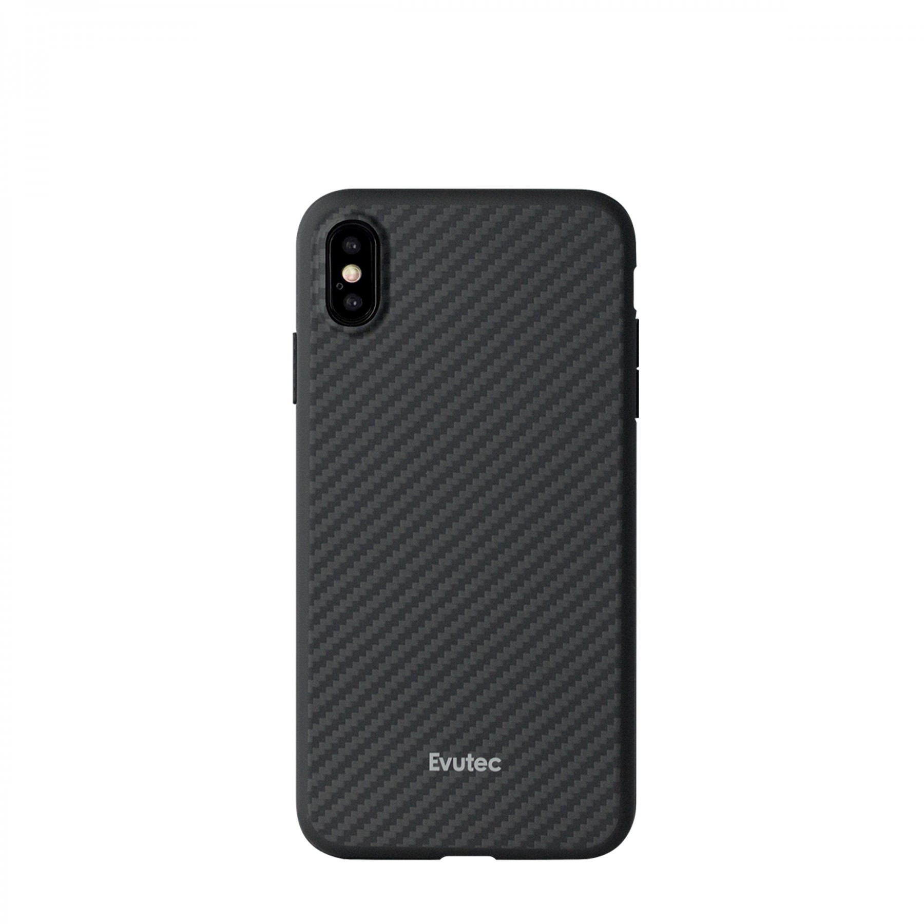 new style 3aaed 1e71b Evutec AER Series iPhone Xs Max Karbon Black (AFIX+ Magnetic Mount Included)
