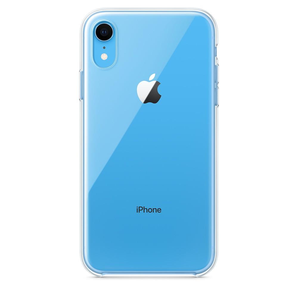 timeless design 02e3e c3128 Apple iPhone XR Clear Case