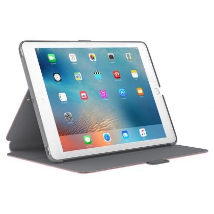 """iPad Pro 9.7"""" STYLEFOLIO FUCHSIA PINK/NICKEL GREY"""