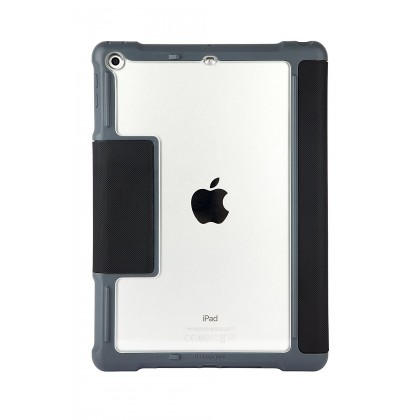 Stm Dux Rugged Case For iPad  9.7 (2017) -  Black