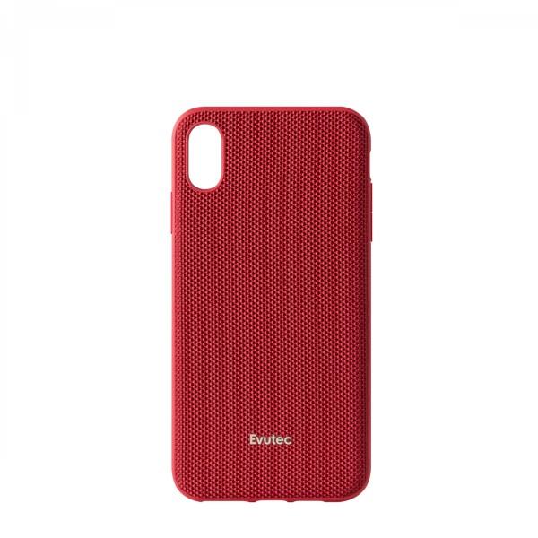half off 6904a 869fa Evutec Ballistic Nylon Aergo Series With Afix Case for iPhone Xs Max ...