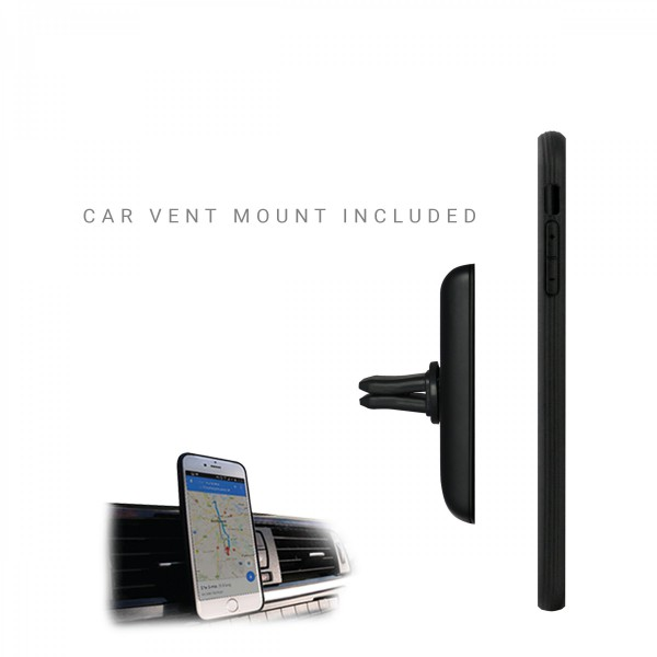 promo code 13c2d 34abc Evutec AER Series iPhone Xs Max Karbon Black (AFIX+ Magnetic Mount ...