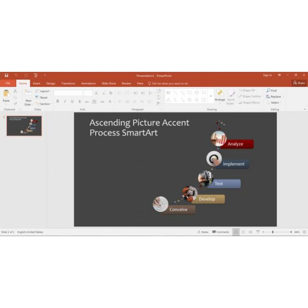 Microsoft Office Home & Student (Lifetime No Outlook