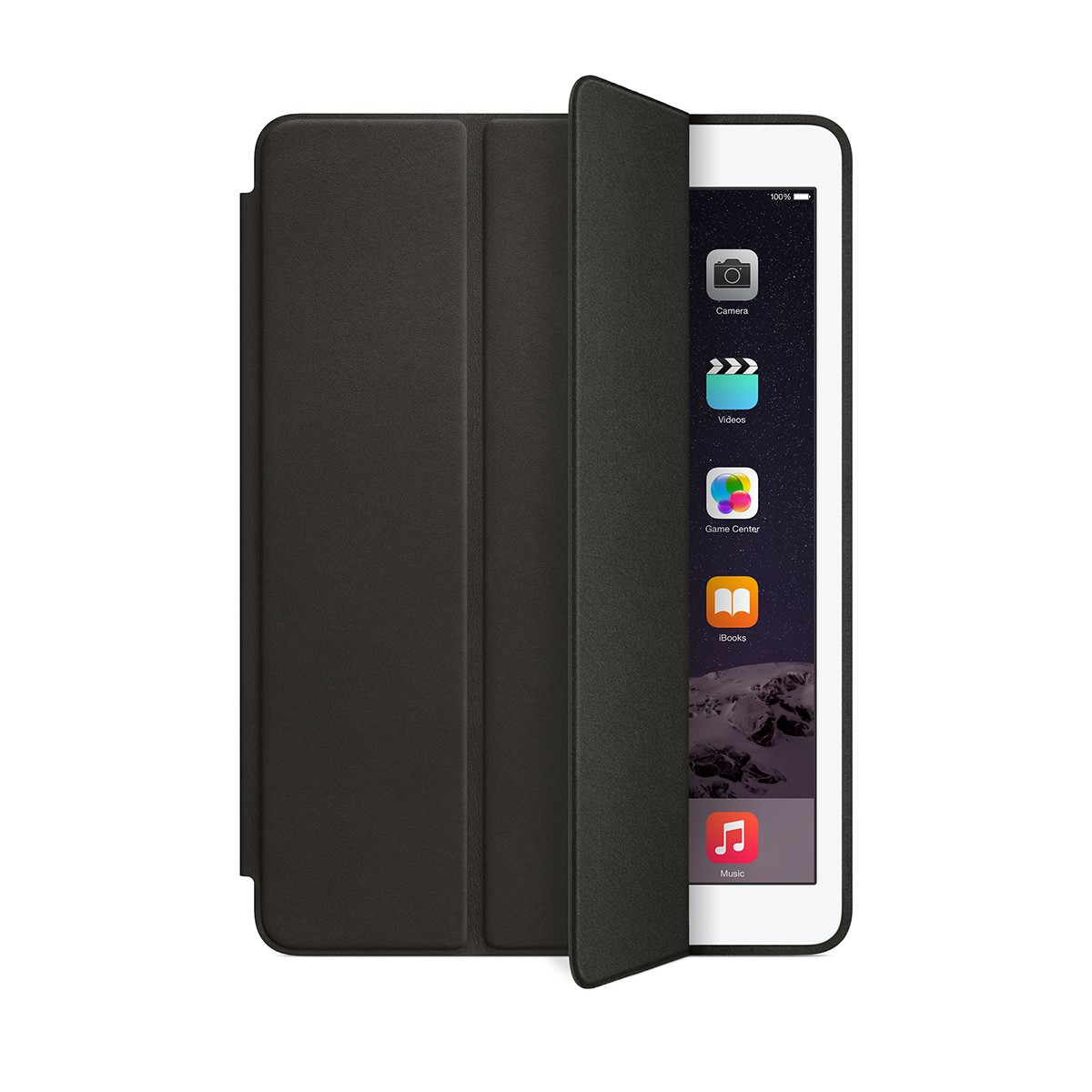 ipad air 2nd gen smart case black istyle apple premium reseller saudi arabia. Black Bedroom Furniture Sets. Home Design Ideas