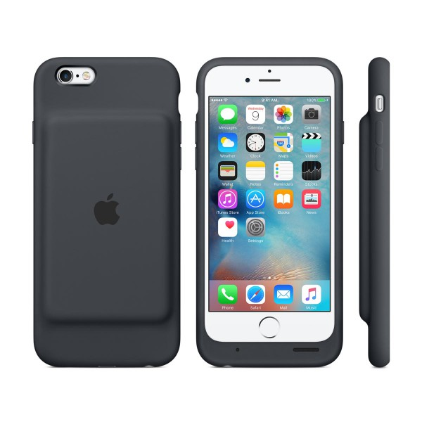 003bc8dd82b Apple - iPhone 6 6s Smart Battery Case iSTYLE Apple Premium Reseller ...