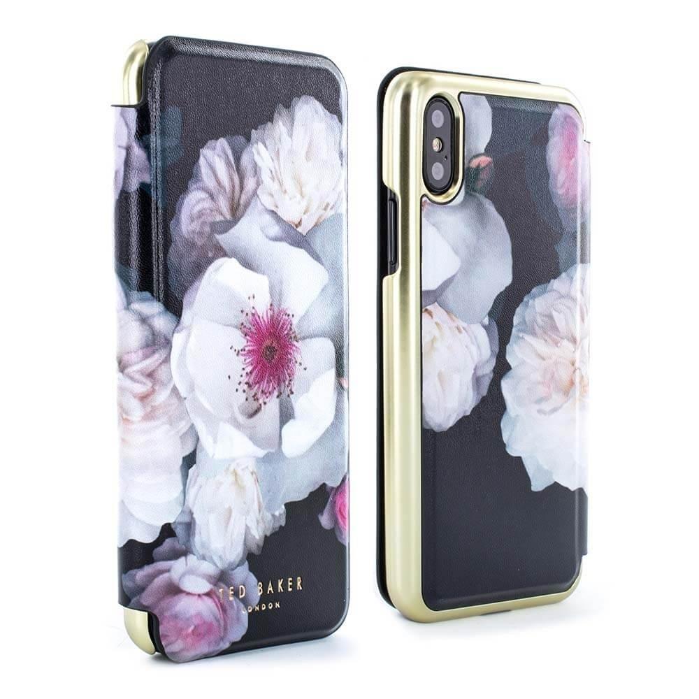 b00c130b05cadf Proporta Ted Baker Iphone X Mirror Folio Case Malibai - Chelsea Black -  iSTYLE - Apple Premium Reseller - United Arab Emirates