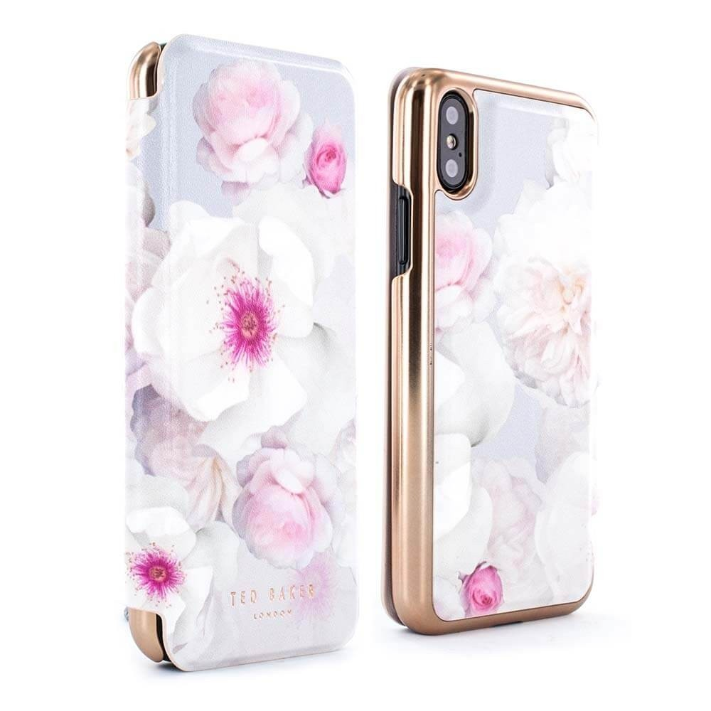 0aebbd1ab663c4 Proporta Ted Baker Iphone X Mirror Folio Case Malibai - Chelsea Grey -  iSTYLE - Apple Premium Reseller - United Arab Emirates