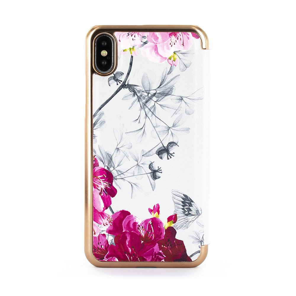 cd51209ff5a716 Ted Baker Folio Case iPhone XS Max - BABYLON - iSTYLE - Apple Premium  Reseller - United Arab Emirates