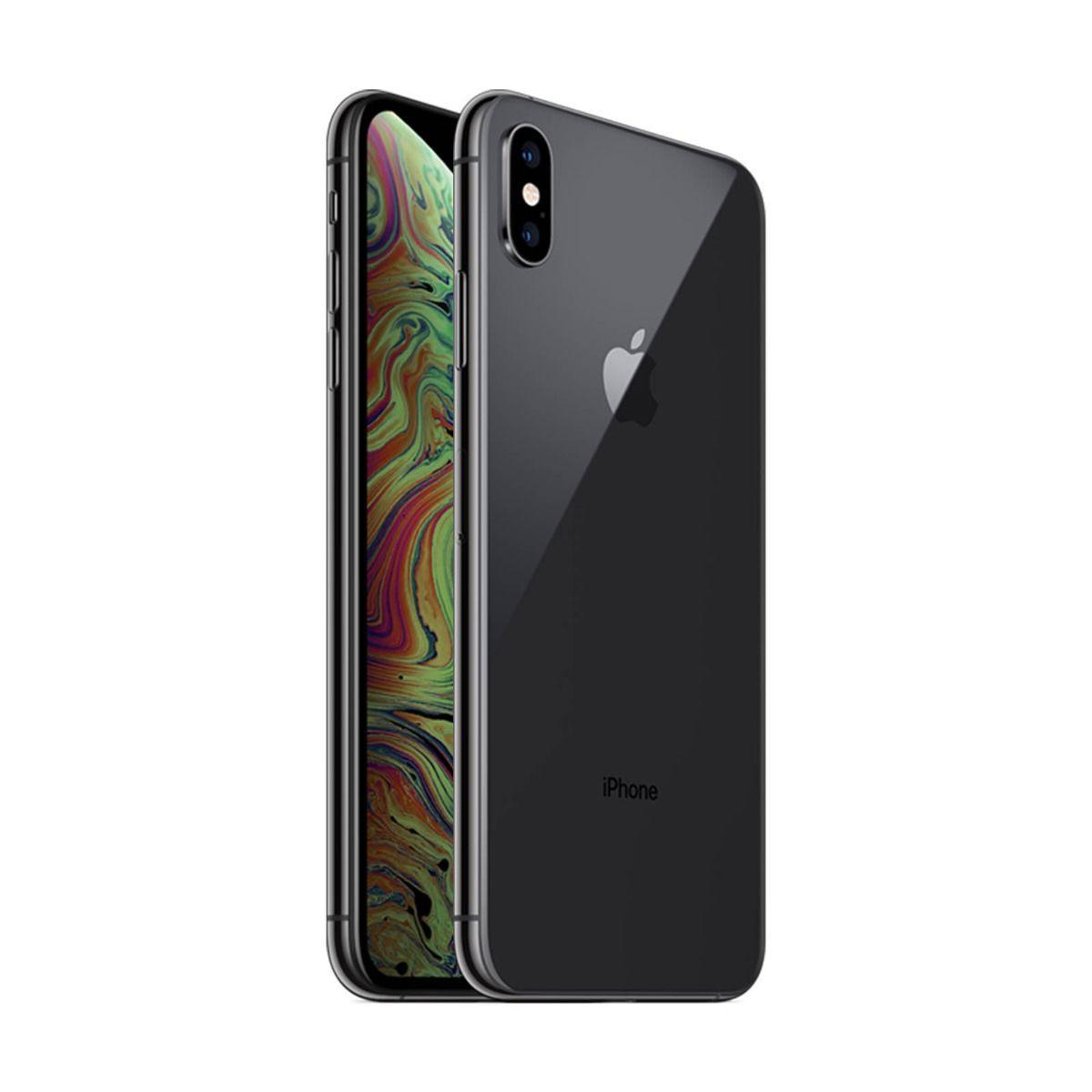 Apple iPhone Xs Max 64GB Xám đen (Hàng nhập khẩu)