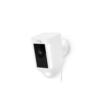 Ring Hardwired Cam - White