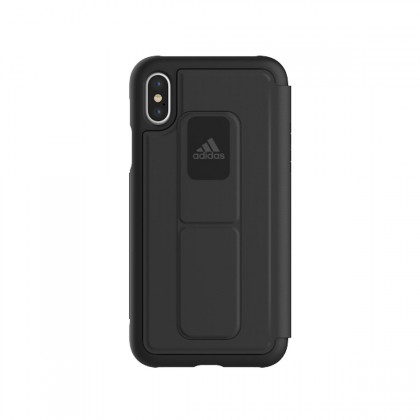 Adidas - Iphone X Folio Grip Case - Black