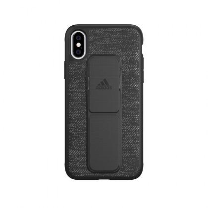 Adidas - iPhone XS - Grip Case - Black