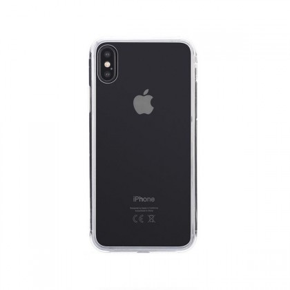 Aiino - Glassy case for iPhone X - Clear
