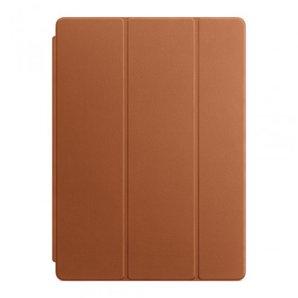 Leather Smart Cover for 12.9-inch iPad Pro - Saddle Brown