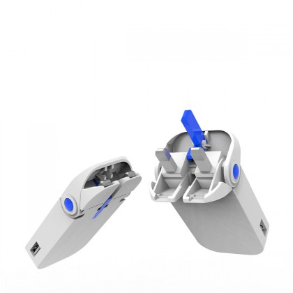 OneAdaptr FLIP DUO-DUAL USB Charger