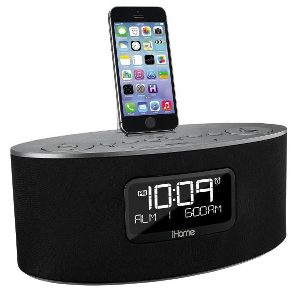 ihome speaker with lightning dock and fm radio istyle apple rh istyleme com ihome audio speaker ihome audio cd mount