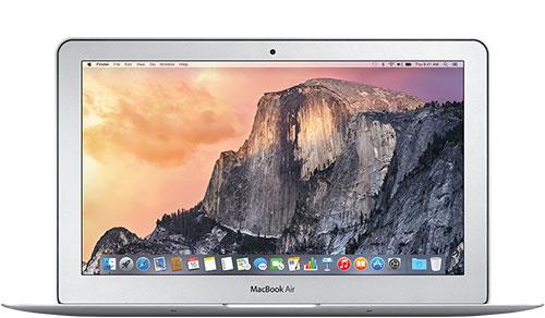 11-colos MacBook Air