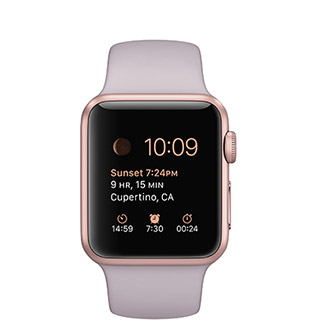 Apple Watch Sport<br>38 mm